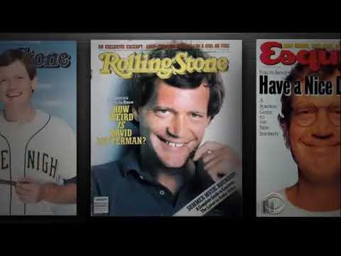 David Letterman  Changes, David Bowie
