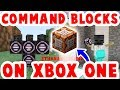 Command Blocks on Xbox + Secrets : Minecraft Xbox + MCPE + Windows 10