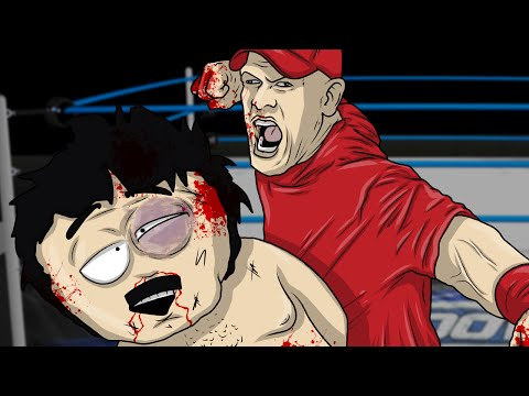 RANDY MARSH vs JOHN CENA! - Gang Beasts Funny Moments