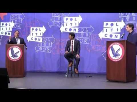 Cenk Uygur is anti political donations but Ben Shapiro tells that he is Bernie Sanders Prostitute