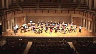 所沢北吹奏楽団 第12回定期演奏会 アンコール(1曲目) 2004/06/13 所...
