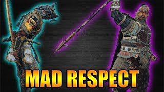 Mad Respect for that Teammate [For Honor]