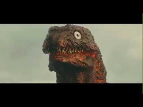 Shin Godzilla 3rd Form Scenes
