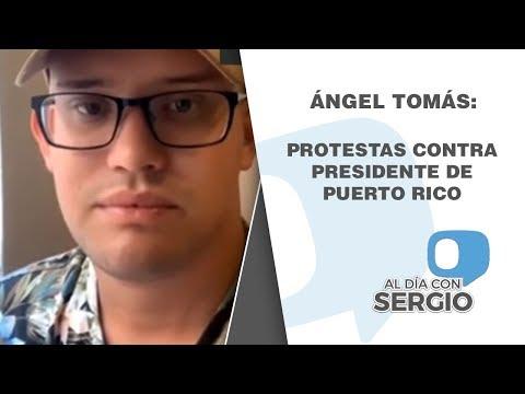 Cinco heridos dejaron protestas en Puerto Rico y artistas piden mantenerse en las calles - VPItv USA