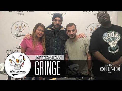 GRINGE - #LaSauce sur OKLM Radio 27/10/17