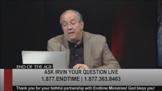 Open Line 246 | Irvin Baxter | End of the Age LIVE STREAM