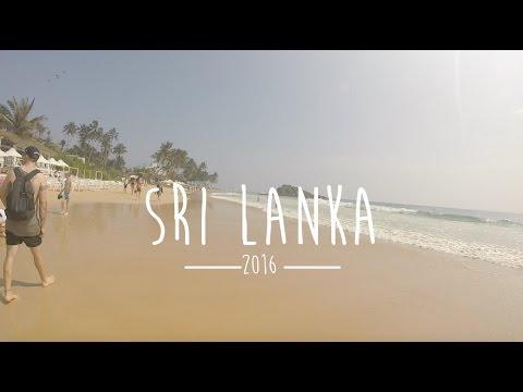 Sri Lanka 2016 | GoPro | Half A World Away