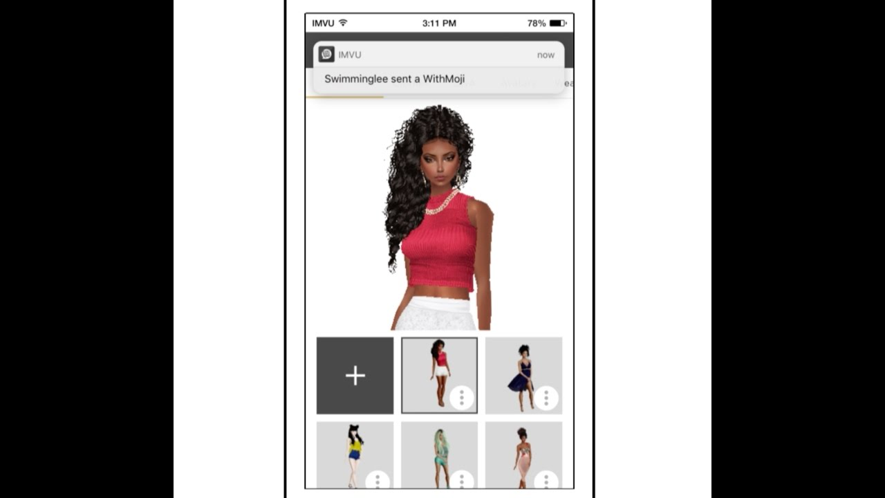 IMVU Mobile: Take the Conversation With You