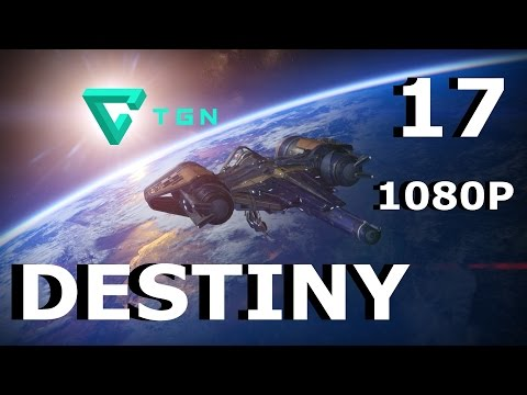 Let´s Play gameplay Guia Destiny  PS4 en Español Capitulo 17 1080P Full HD.