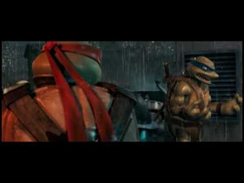 leo vs raph funny high pitched   youtube