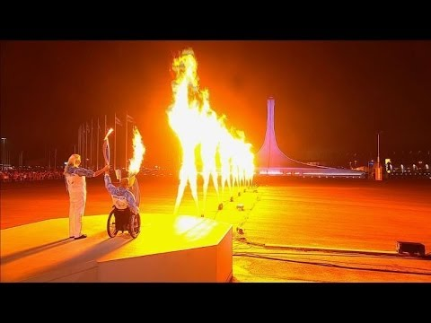 Winter Paralympic Games open in Sochi