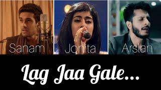 Lag Ja Gale | Sanam | Jonita | Arslan Faisal