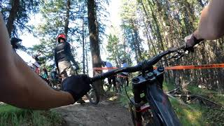 Mt7 Psychosis Stan's No Tubes course preview - CLIF Crankworx Summer Series