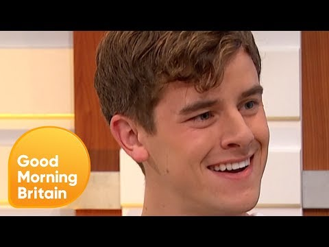 YouTube Superstar Connor Franta on Internet Fame and His New Book   Good Morning Britain
