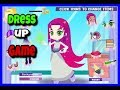 Teen Titan Go Starfire Dress up Games