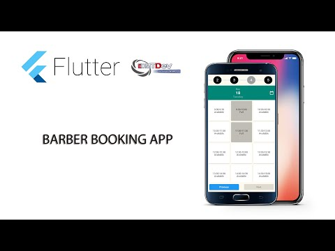 Flutter Tutorial - Barber Booking App #32 Apply MVVM to Done Services Screen