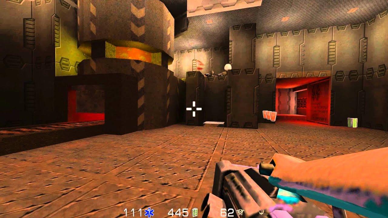 Quake II - a little harmless fun with KMQuake2 (part 2)