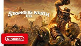 Oddworld: Stranger's Wrath - Launch Trailer - Nintendo Switch