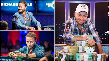 Poker Player Daniel Negreanu's Net Worth, Girlfriend, Hair, Poker, Wife & House