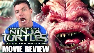 TEENAGE MUTANT NINJA TURTLES: Out of the Shadows – Movie Review