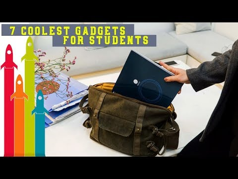 Top 7 Student's GADGETS You Must Have in 2017 | BACK TO SCHOOL