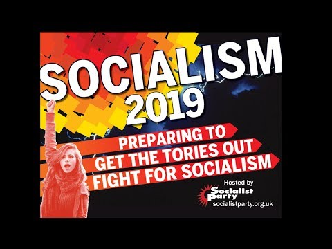 Socialism 2019  - 13:59-2019 / 11 / 13