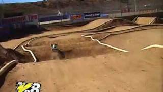 Hot Bodies Ve8 buggy Brishless In Action.mp4