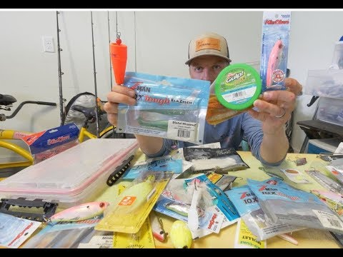 The Best Saltwater Fishing Lures (Baits) - Inshore Fishing Lure Guide
