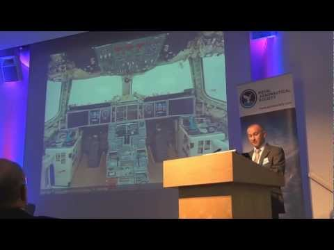 Captain David Owens, Airbus, on the future flight deck