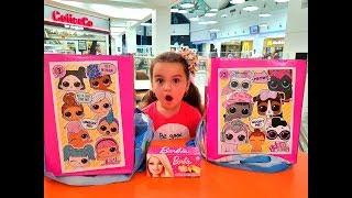 Шок НОВЫЕ LOL Оригинал в Израиле  2 Коробки 3 Серия Питомцы   Петс Прямой Эфир  surprise  barbie