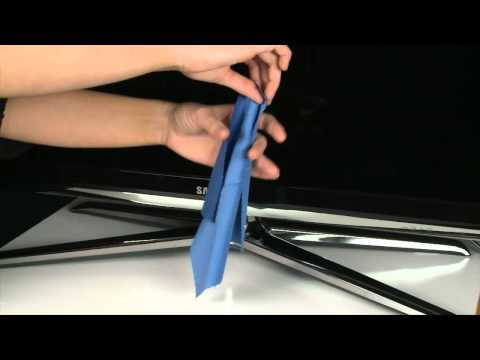 How to Clean 3D LED TV