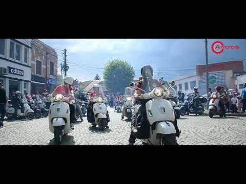 Vespa Day Kosova Prizren 07 Maj 2016
