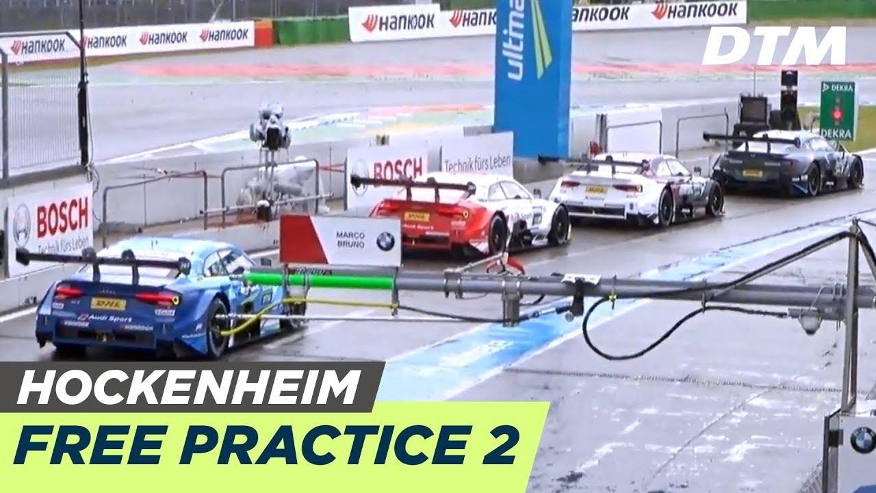 DTM Hockenheim 2019 - Freies Training 2 - RE-LIVE (Deutsch