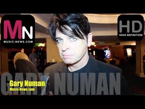 Gary Numan I Interview I Music-News.com