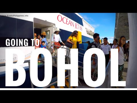 Going to Bohol from Cebu - G Vlogs #28