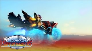 "Reveal: Skylanders SuperChargers: ""Buckle Up"" l Skylanders Superchargers l Skylanders"