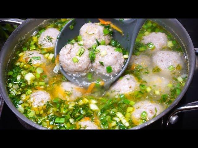 Суп, который понравится ВСЕМ, особенно сейчас, после праздника ...