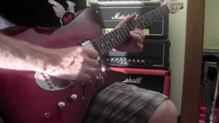Guitar Solo,  Guitar Lessons:Jaf Guitar School: 7/4 Time
