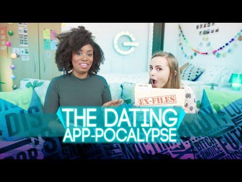 her dating app advice