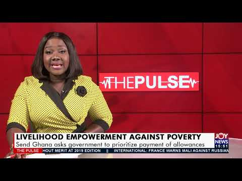 LEAP: Send Ghana asks gov't to prioritize payment of allowances - The Pulse on JoyNews (15-9-21)