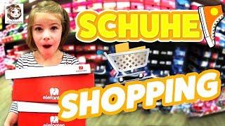 BACK TO SCHOOL SHOPPING 👟 Tanzschuhe für die Schule? 😳 So viele Schuhe für Hannah!