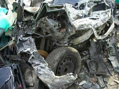 Wypadek Audi A4 Youtube
