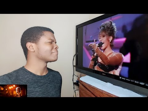 """Vocalist Reacts to Whitney Houston - """"I Love The Lord/Joy To The World"""""""