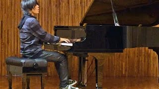"S. Prokofiev : op. 4 no. 4 ""Suggestion Diabolique"" (Shin Bi)"
