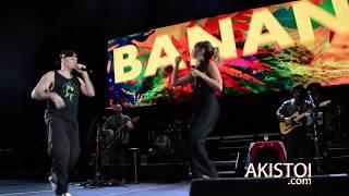 "KANY GARCIA , RESIDENTE -""BANANA PAPAYA""-CONCIERTO EN PUERTO RICO  RICO"