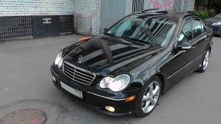 Выбираем б\у авто Mercedes-Benz C230 W203 (бюджет 300-500тр)