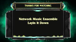 Repeat youtube video Network Music Ensemble - Layin It Down [ 1 Hour Version ]