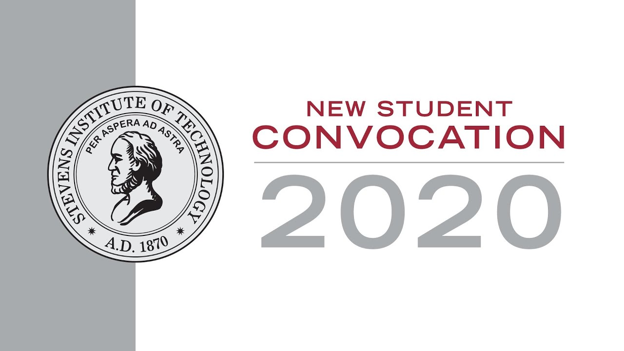 New Student Convocation 2020