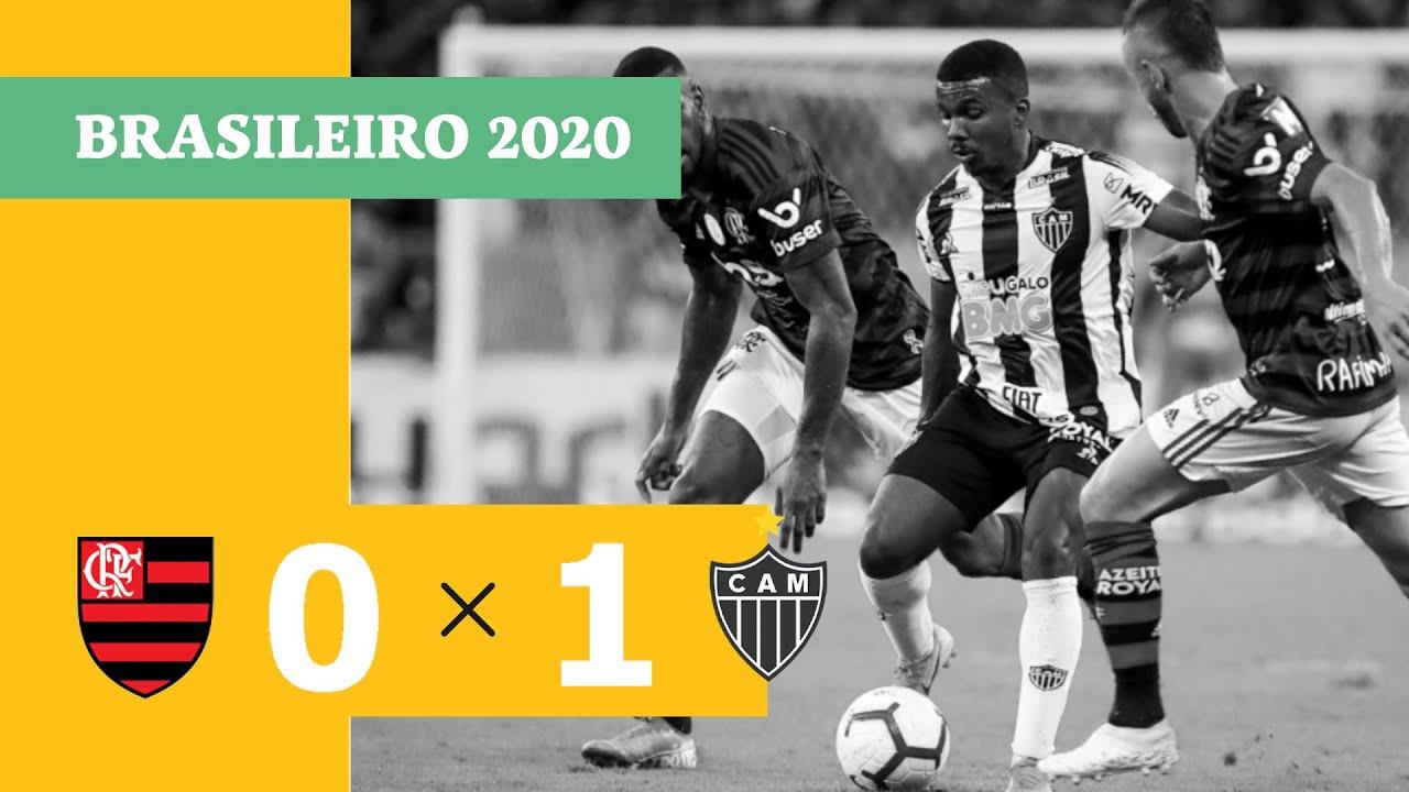 Фламенго  0-1  Атлетико Минейро видео