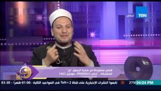 عسل أبيض - الشيخ إسلام النواوي : الرسول كان يُضرب ويٌداس على راسه الشريفة بالحذاء أثناء سجوده
